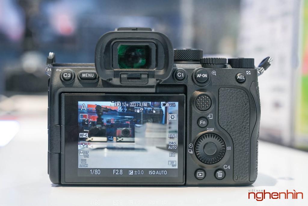 Trên tay Sony A7S Mark III, quái vật quay video của năm 2020 với giá 83 triệu đồng ảnh 5