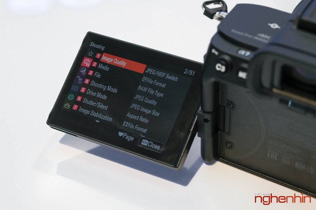 Trên tay Sony A7S Mark III, quái vật quay video của năm 2020 với giá 83 triệu đồng ảnh 6