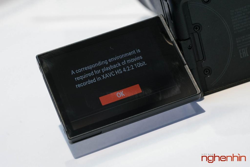 Trên tay Sony A7S Mark III, quái vật quay video của năm 2020 với giá 83 triệu đồng ảnh 7