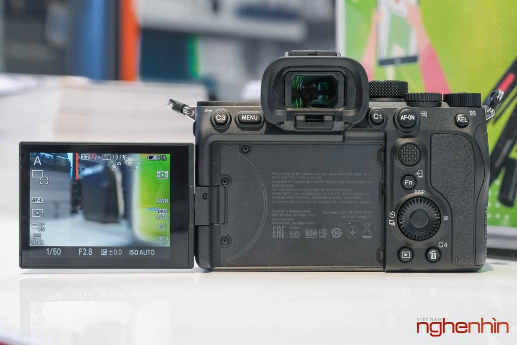 Trên tay Sony A7S Mark III, quái vật quay video của năm 2020 với giá 83 triệu đồng ảnh 8