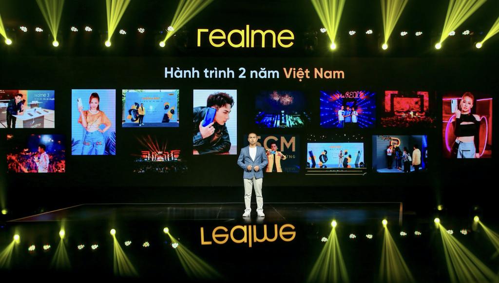Realme 7 và 7 Pro ra mắt thị trường Việt giá từ 7 triệu kèm quà tặng tai nghe Buds Q giá 1,3 triệu ảnh 1