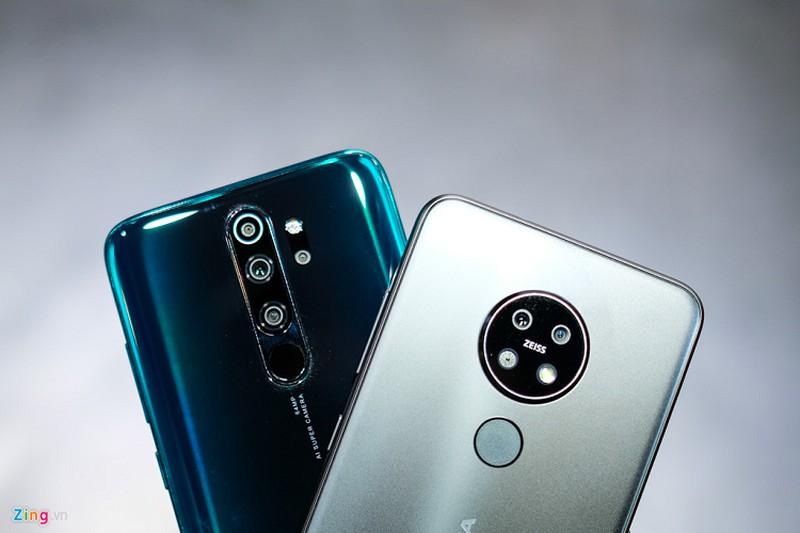 Nokia 7.2 dau Redmi Note 8 Pro - ky phung dich thu-Hinh-4