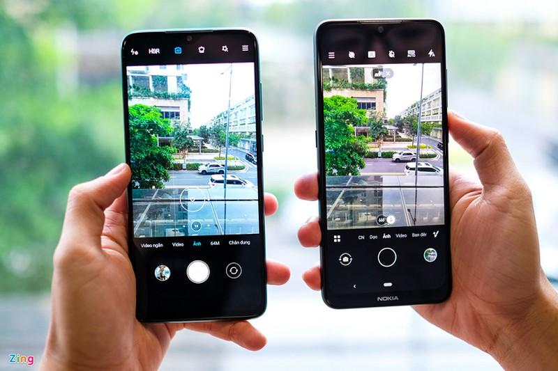 Nokia 7.2 dau Redmi Note 8 Pro - ky phung dich thu-Hinh-5