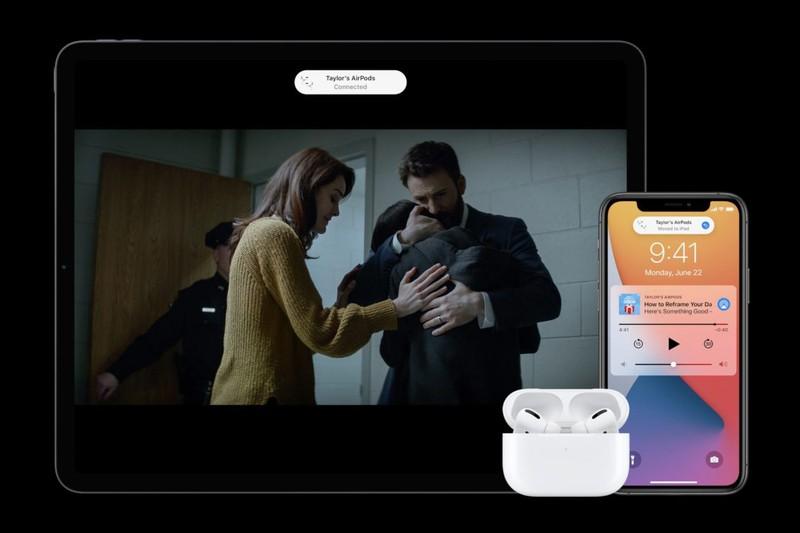 Tat tu dong chuyen huong ket noi tu iPhone sang iPad cua AirPods
