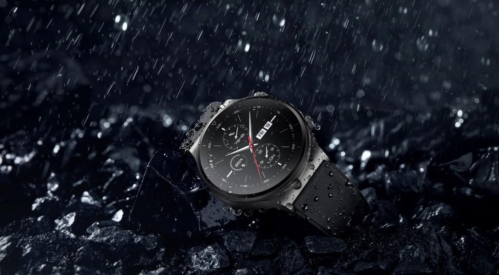 Smartwatch cao cấp HUAWEI WATCH GT 2 Pro ra mắt: thiết kế sang trọng, pin 2 tuần, giá từ 9 triệu ảnh 1