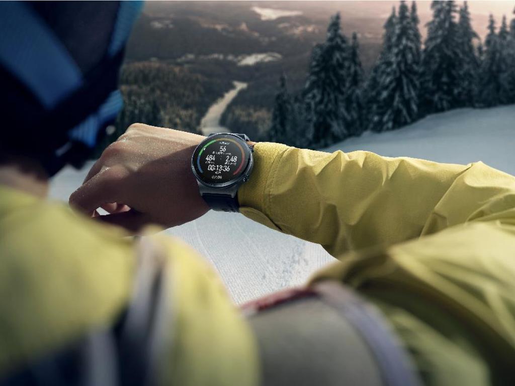 Smartwatch cao cấp HUAWEI WATCH GT 2 Pro ra mắt: thiết kế sang trọng, pin 2 tuần, giá từ 9 triệu ảnh 6