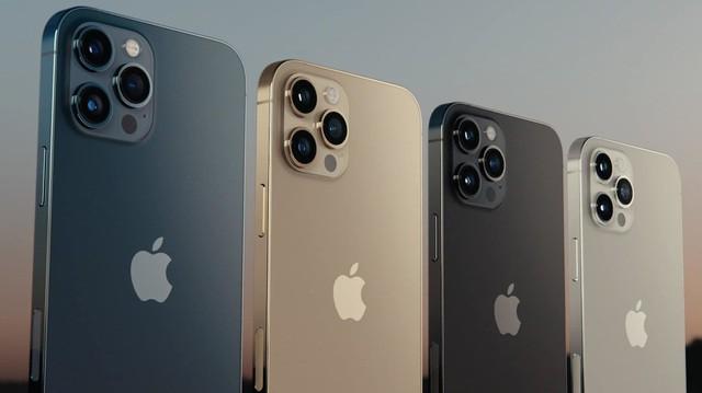 iPhone 12 Pro Max có dung lượng pin 3.687 mAh ảnh 2