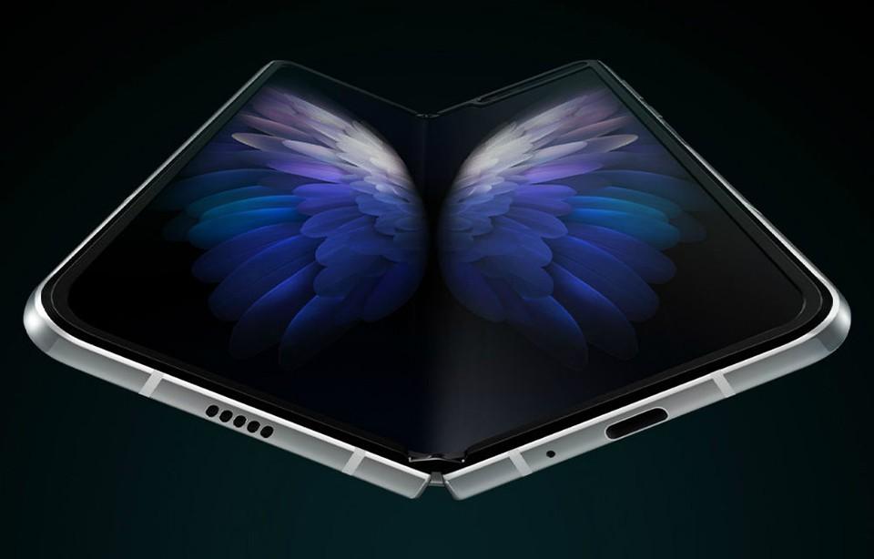 Samsung W20 màn hình gập, Snapdragon 855+, hỗ trợ 5G ra mắt ảnh 1