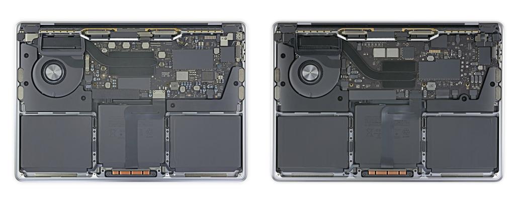 """""""Mổ bụng"""" MacBook M1 mới: không nhiều thay đổi ảnh 2"""