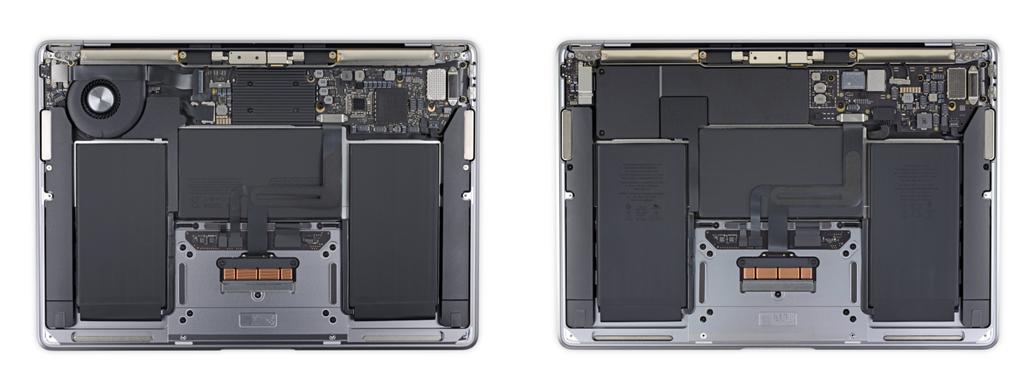 """""""Mổ bụng"""" MacBook M1 mới: không nhiều thay đổi ảnh 3"""