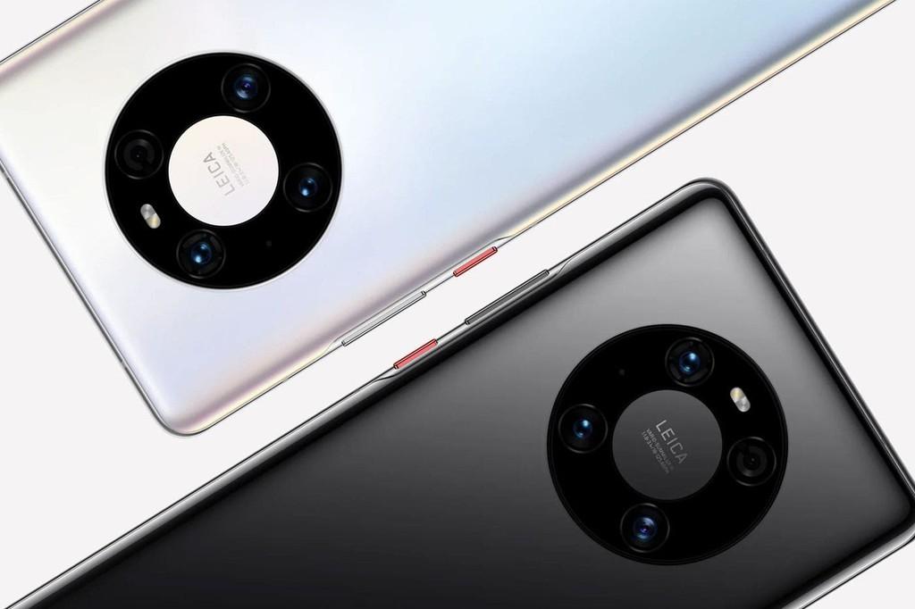 Mua Mate 40 Pro sẽ được tặng iPhone 12 ảnh 1
