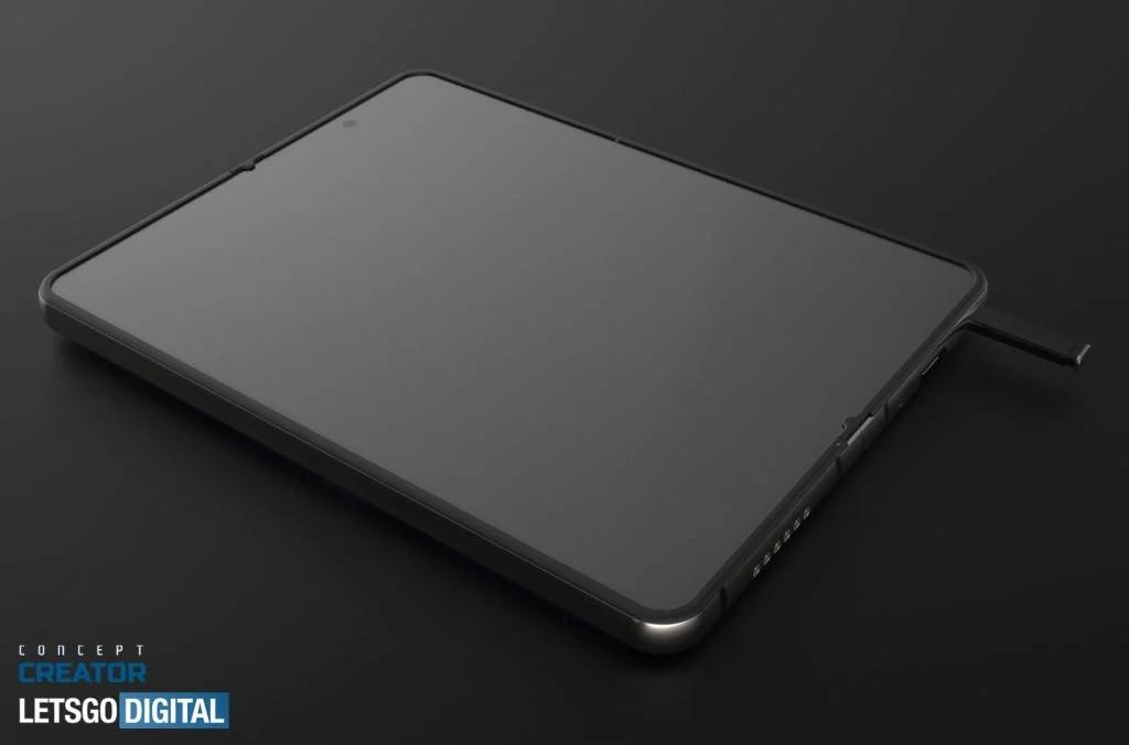Samsung Galaxy Z Fold3 sẽ có camera ẩn dưới màn hình? ảnh 1