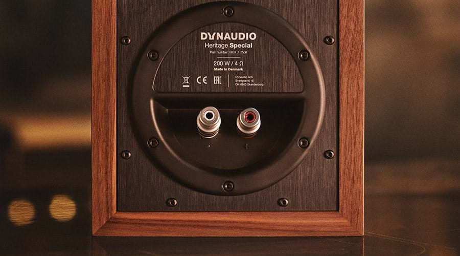 Bookshelf quí Heritage Special phiên bản đặc biệt chỉ 2.500 cặp của Dynaudio ảnh 8