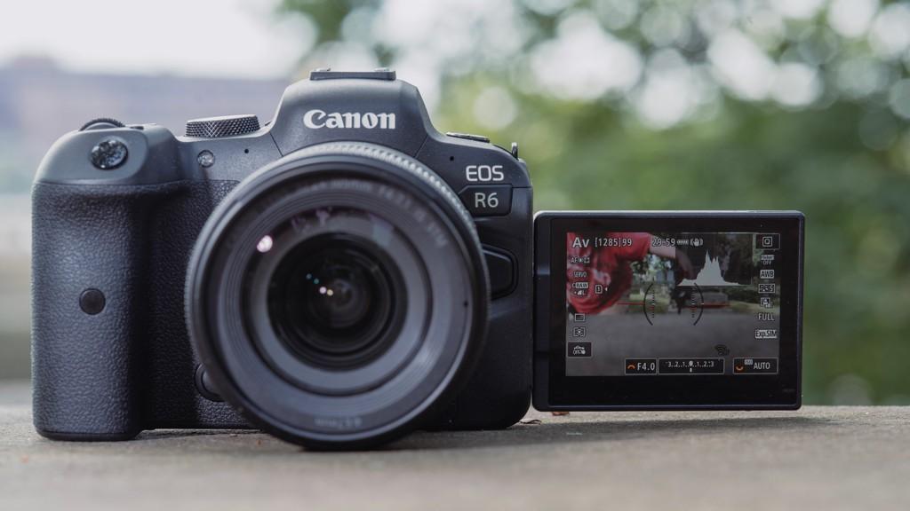 Canon EOS R6, máy ảnh không gương lật tốt nhất của Canon ? ảnh 1
