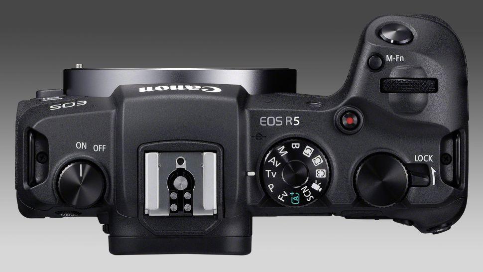 Canon EOS R5, máy ảnh full-frame của năm? ảnh 1
