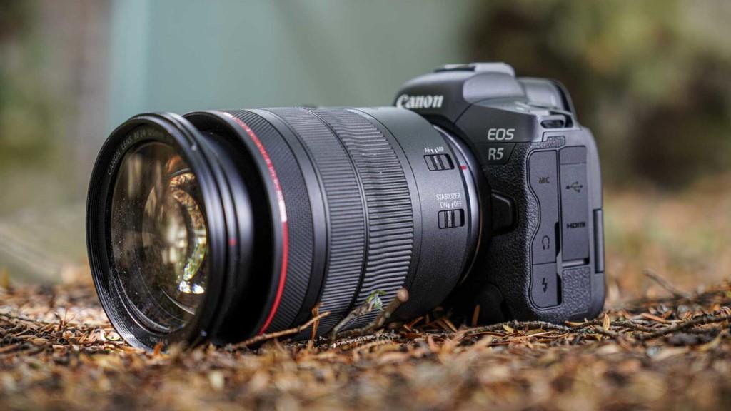 Canon EOS R5, máy ảnh full-frame của năm? ảnh 2