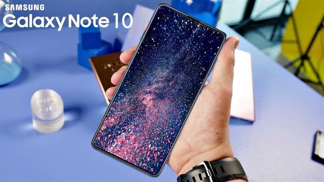 Galaxy Note 10 sẽ được trang bị chip mới, mạnh hơn Exynos 9820 trên Galaxy S10, để cạnh tranh với iPhone 2019? - Ảnh 1.