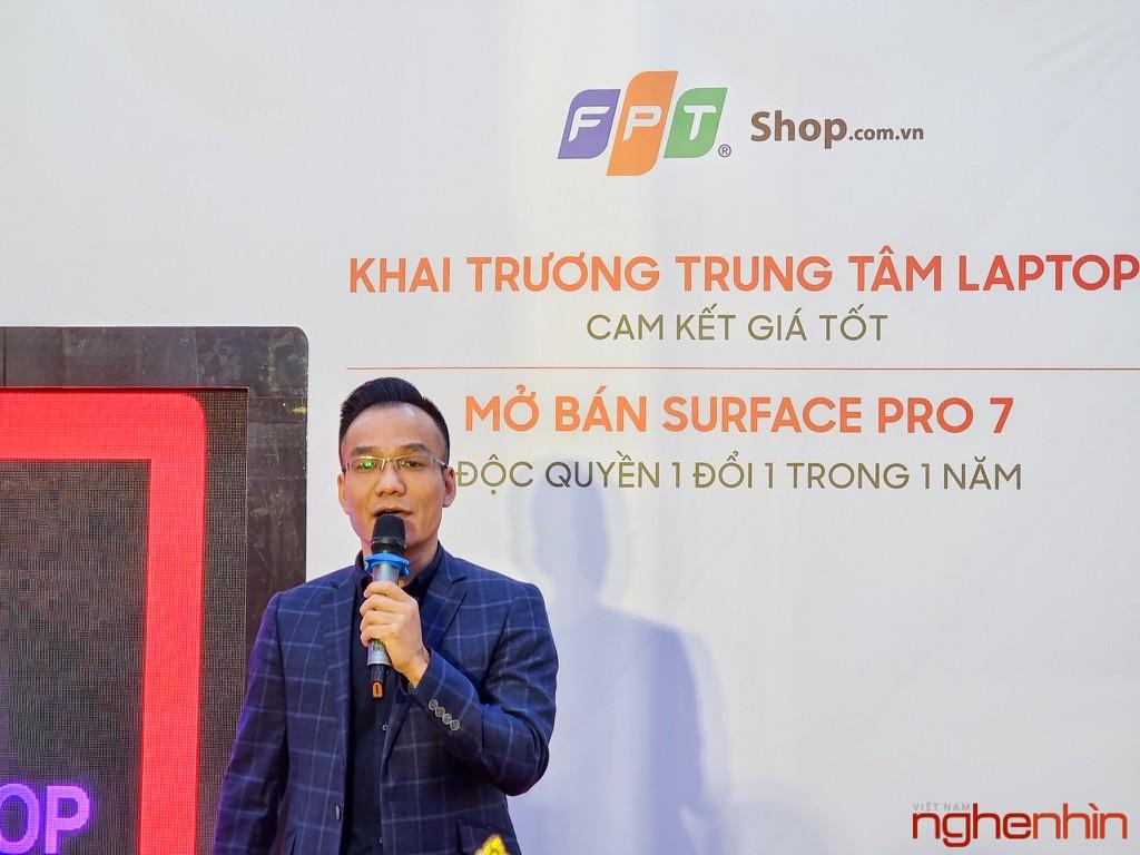 FPT Shop khai trương 68 Trung tâm trải nghiệm laptop, mở bán Surface Pro 7 siêu bảo hành ảnh 12