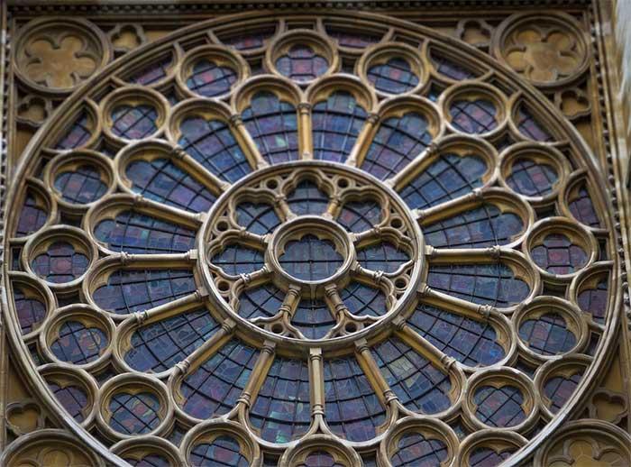 Những họa tiết gothic