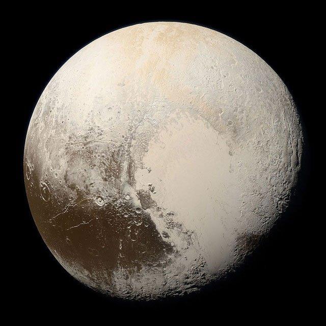 Sao Diêm Vương có phải là một hành tinh không?