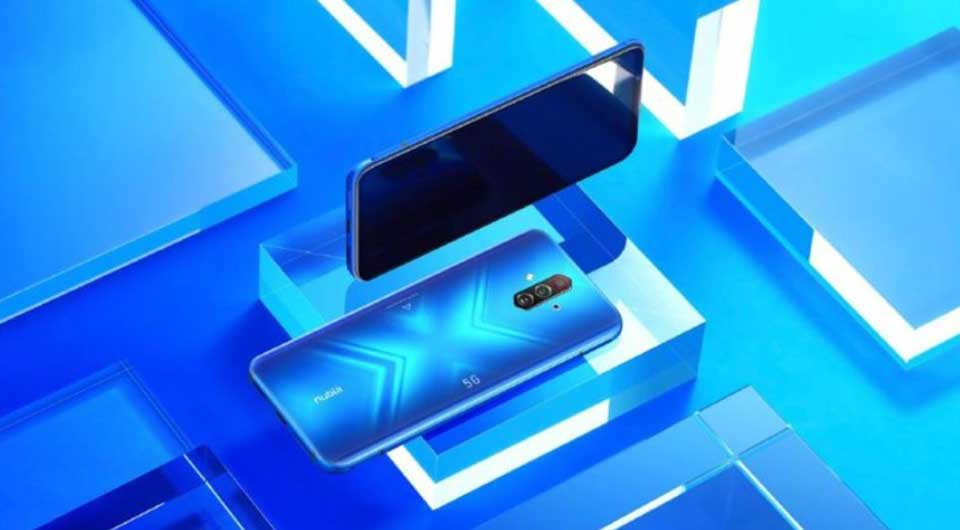 Nubia Play 5G ra mắt: Snapdragon 765G, màn hình 144Hz, 4 camera sau ảnh 2