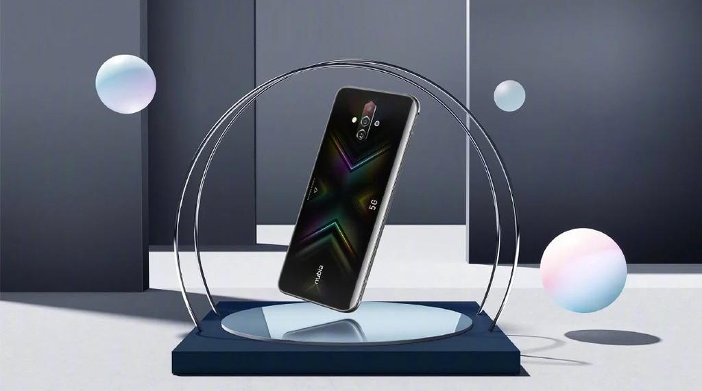 Nubia Play 5G ra mắt: Snapdragon 765G, màn hình 144Hz, 4 camera sau ảnh 3