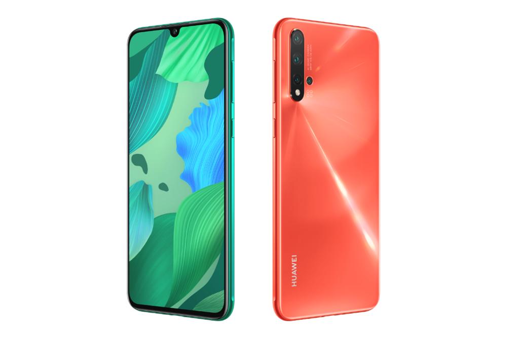 Huawei ra mắt Nova 5 Pro: Kirin 980, RAM 8GB, 4 camera, giá 10 triệu ảnh 1