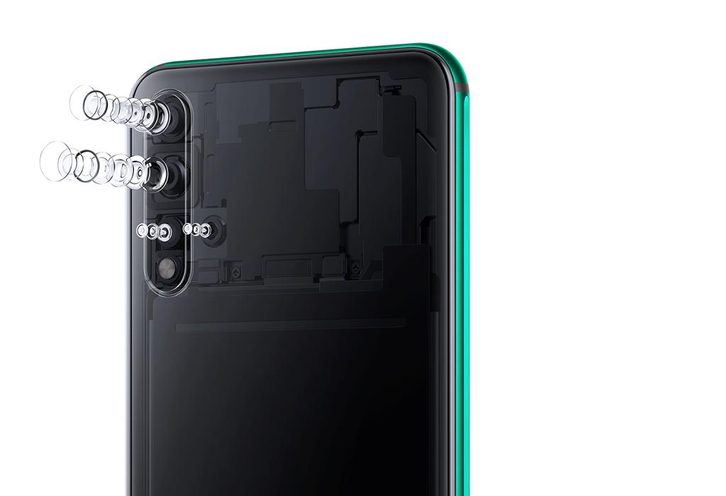 Huawei ra mắt Nova 5 Pro: Kirin 980, RAM 8GB, 4 camera, giá 10 triệu ảnh 2