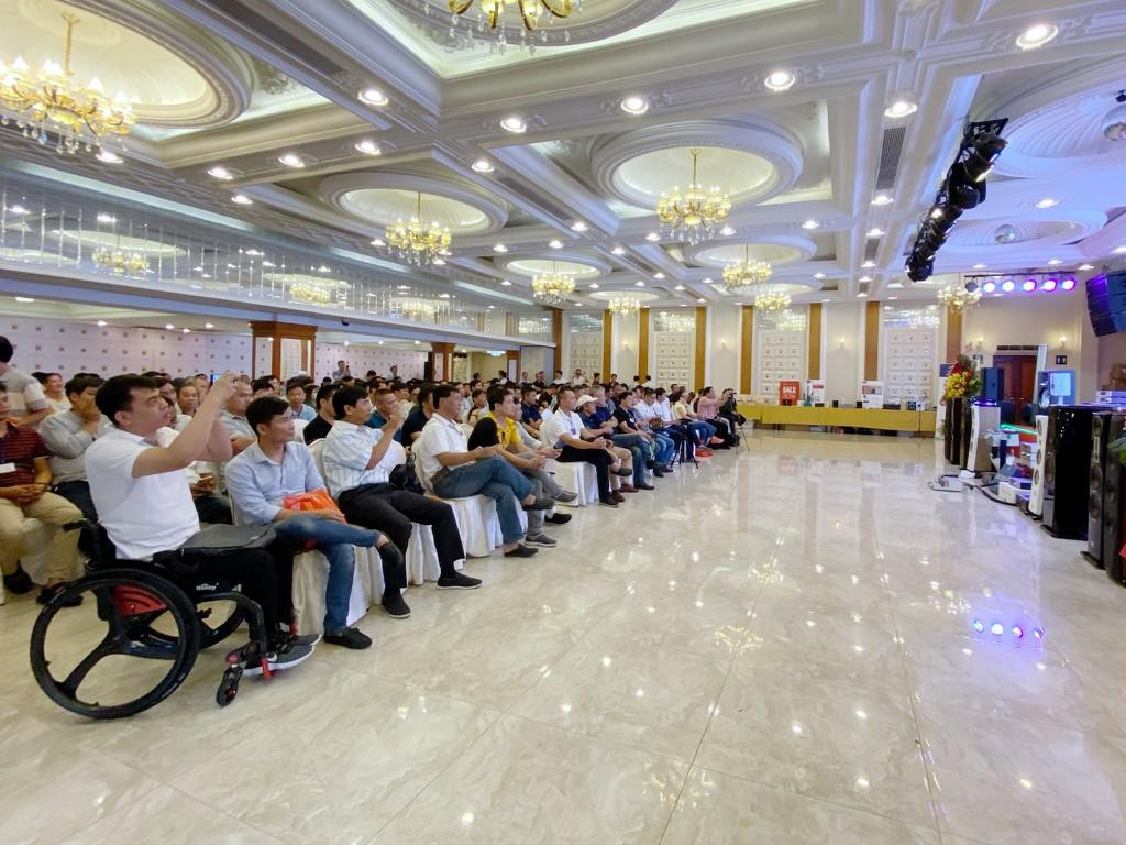 Họp mặt audiophiles Biên Hòa 2020 - Sân chơi cực lớn dành cho người đam mê audio ảnh 2