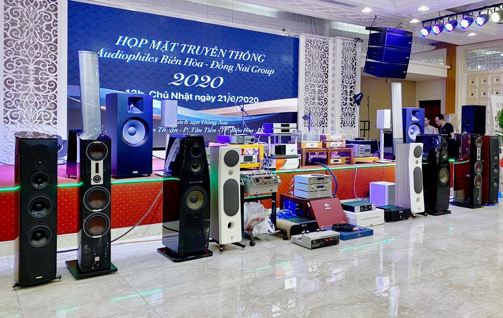 Họp mặt audiophiles Biên Hòa 2020 - Sân chơi cực lớn dành cho người đam mê audio ảnh 3