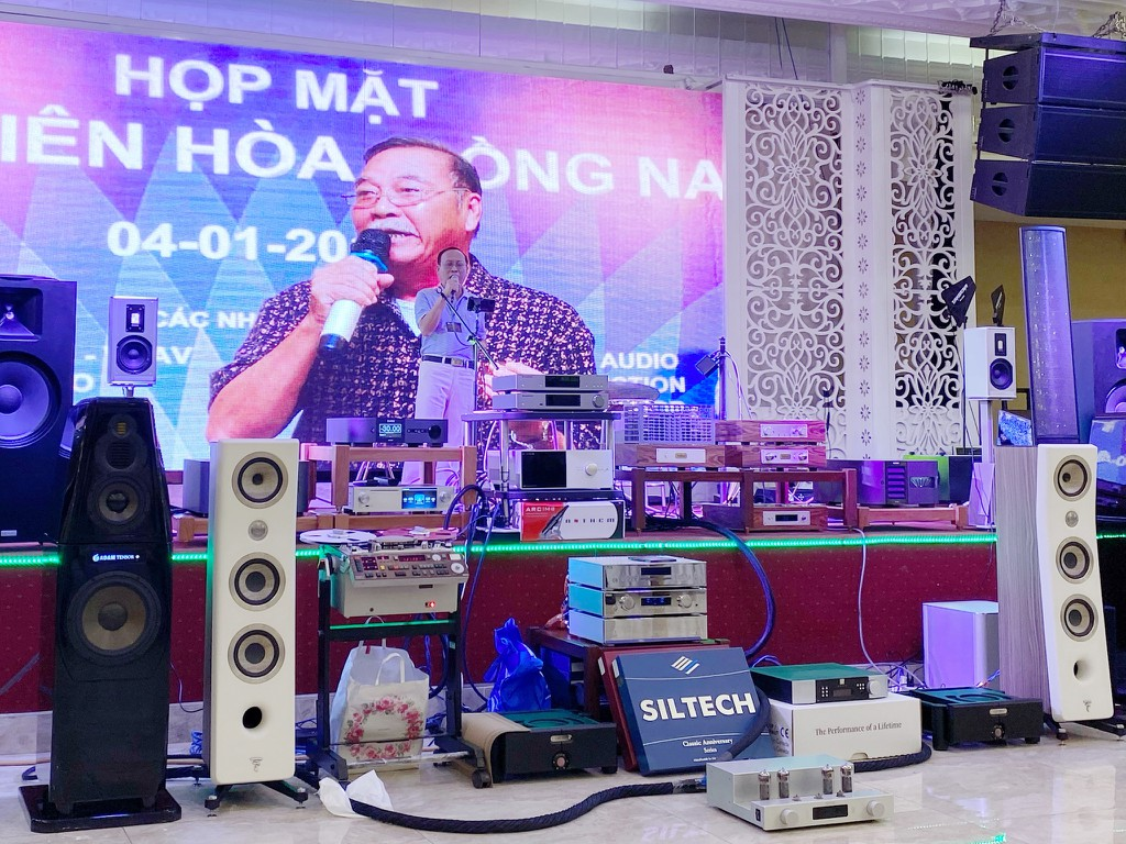 Họp mặt audiophiles Biên Hòa 2020 - Sân chơi cực lớn dành cho người đam mê audio ảnh 4