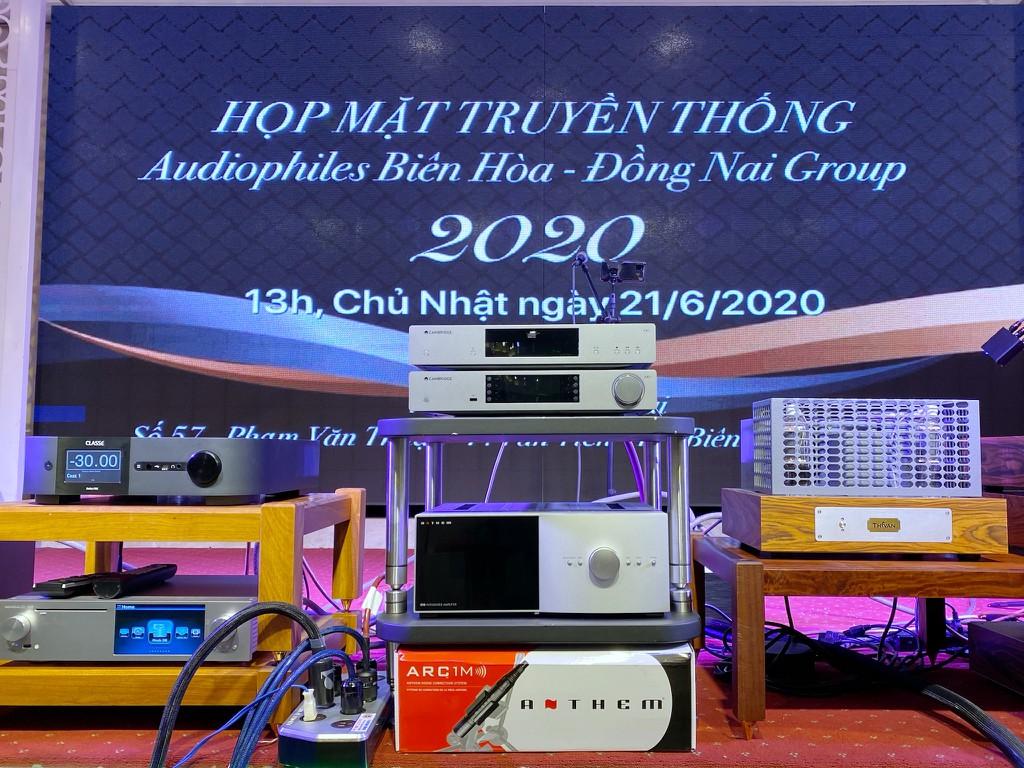 Họp mặt audiophiles Biên Hòa 2020 - Sân chơi cực lớn dành cho người đam mê audio ảnh 8