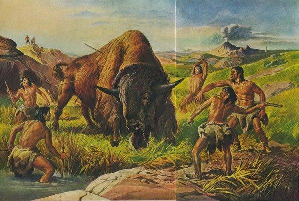 Môn ném lao đã có từ 400 ngàn năm trước