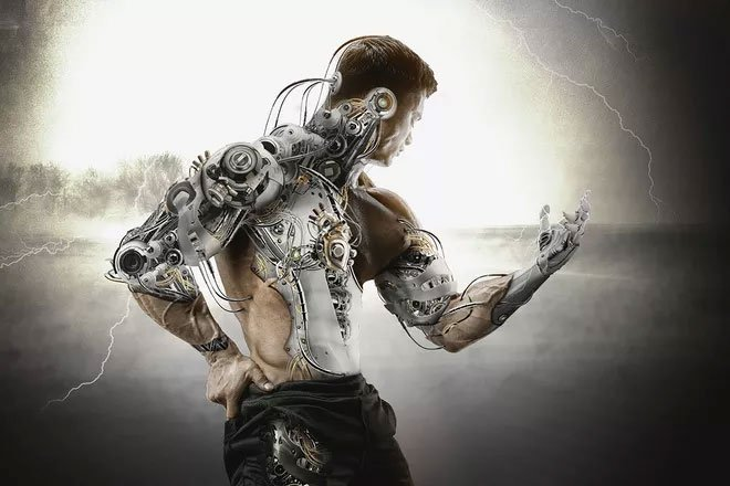 Trong tương lai, con người sẽ tự biến mình thành cyborg để có được