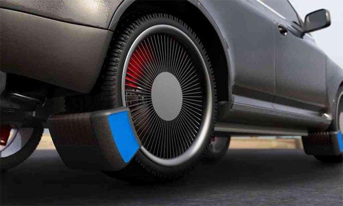 Nguyên mẫu thiết bị Tyre Collective