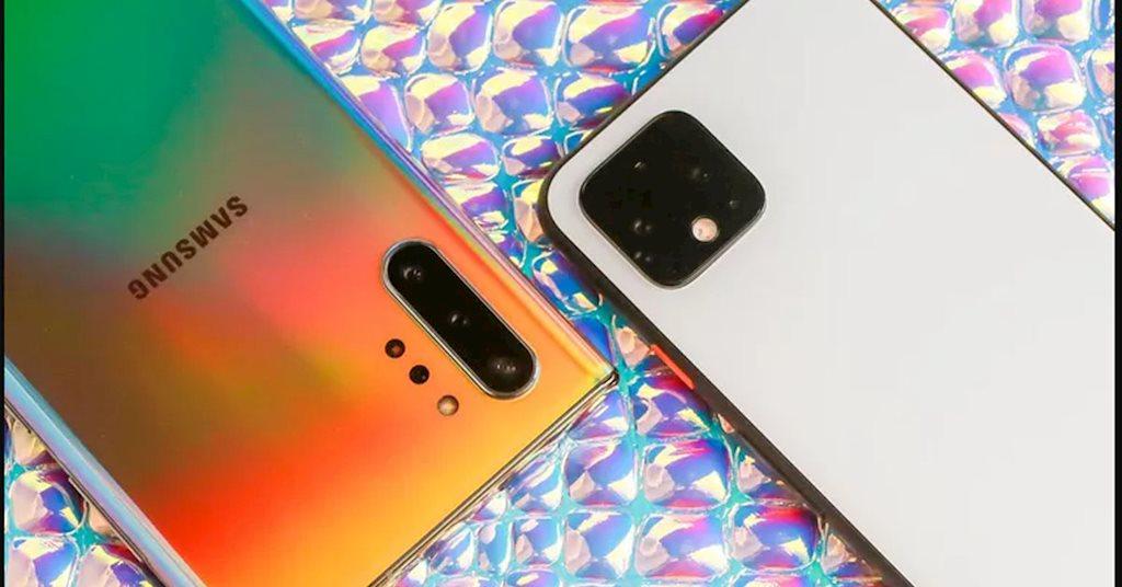 Google Pixel 4 và Galaxy Note 10: Điện thoại Android nào xứng ngôi đầu bảng