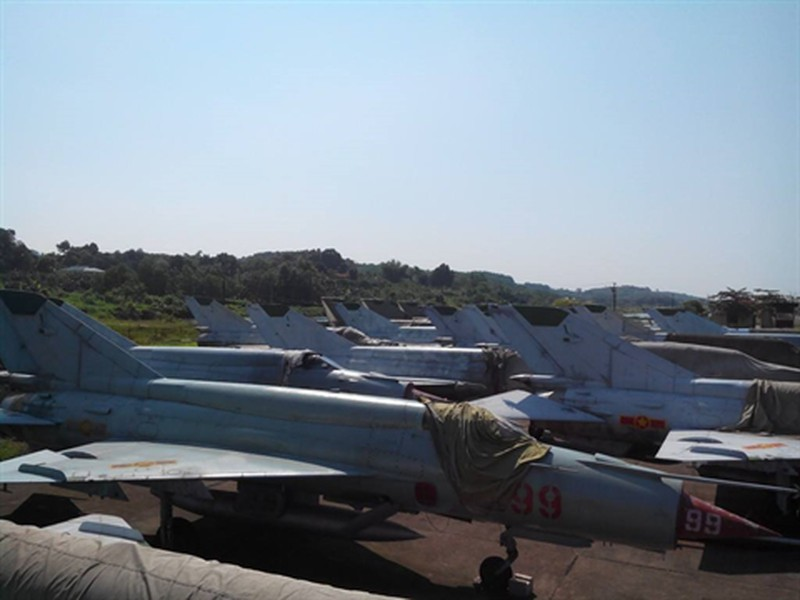 Bao Nga: Viet Nam se bien tiem kich MiG-21 thanh UAV