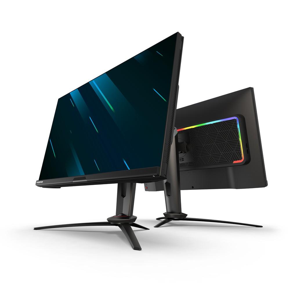 Acer công bố một số màn hình chơi game mới, viền mỏng ảnh 4