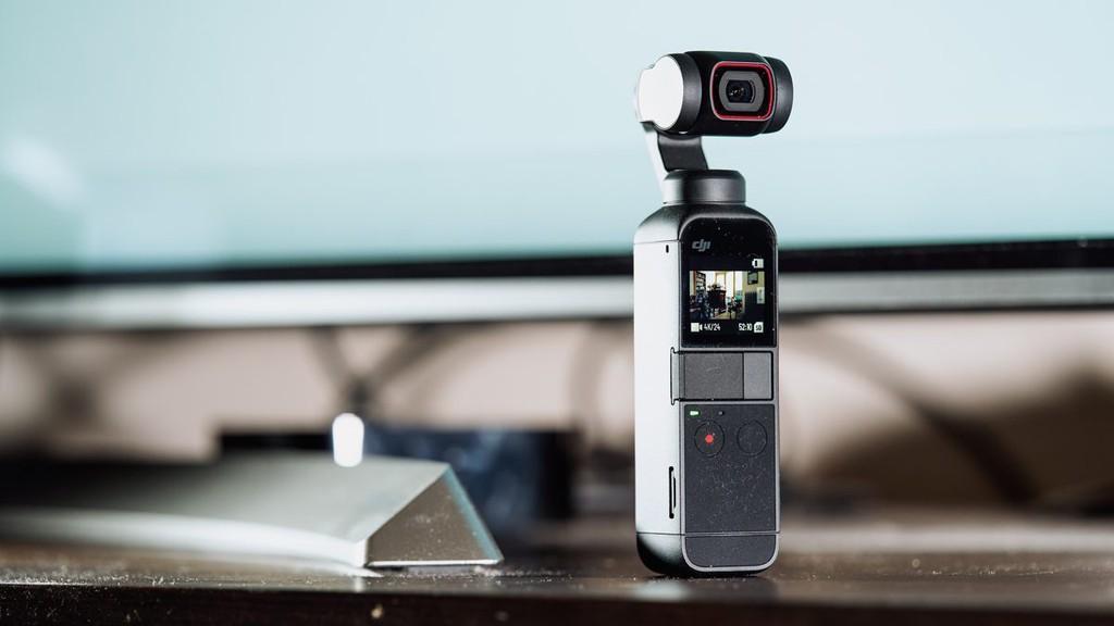 DJI Pocket 2 ra mắt: cảm biến lớn, micro và chống rung tốt hơn, giá 349 USD ảnh 4