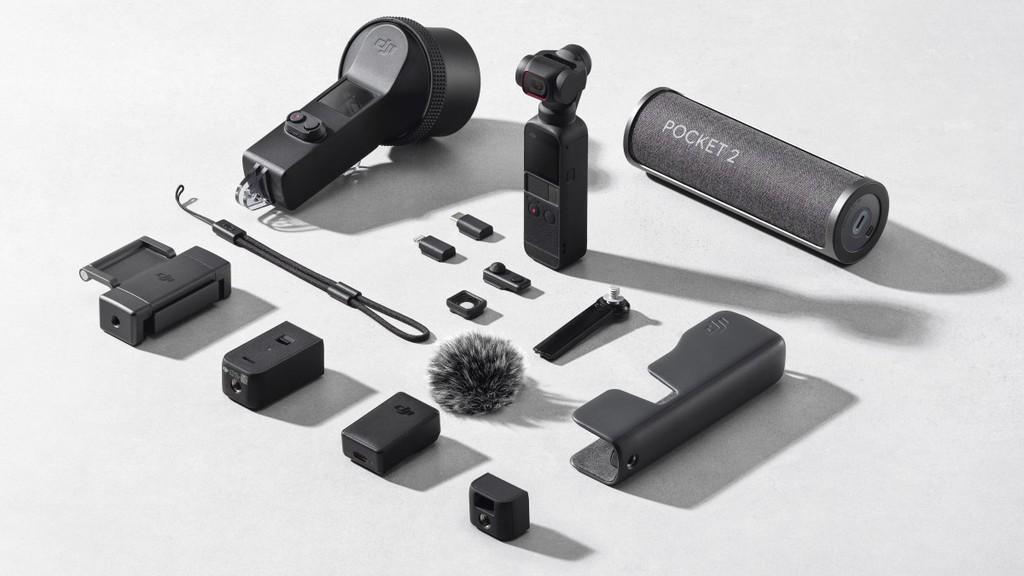 DJI Pocket 2 ra mắt: cảm biến lớn, micro và chống rung tốt hơn, giá 349 USD ảnh 6