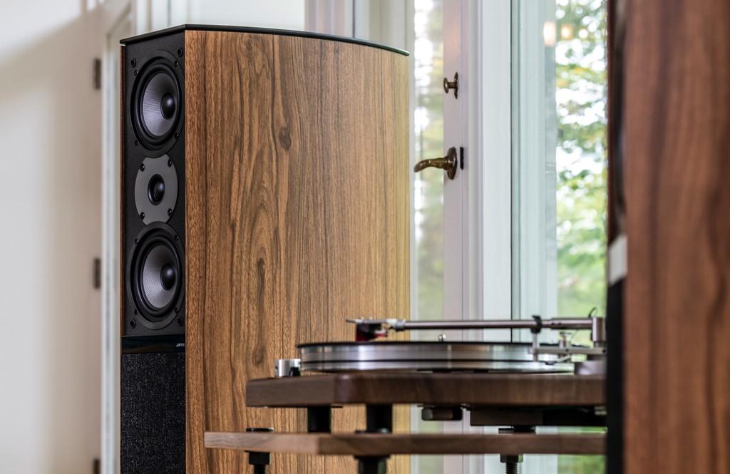 Jamo D 590 Special Edition - Huyền thoại âm thanh Đan Mạch trong tầm tay ảnh 4