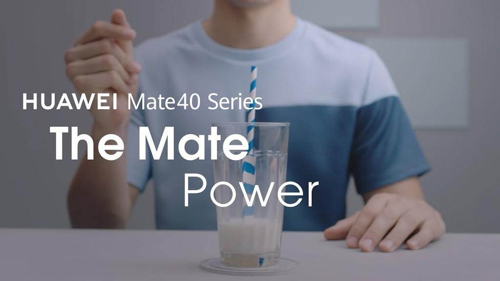 Hai teaser mới của Huawei Mate 40 tiết lộ về sạc không dây nhanh và kết nối 5G ảnh 1