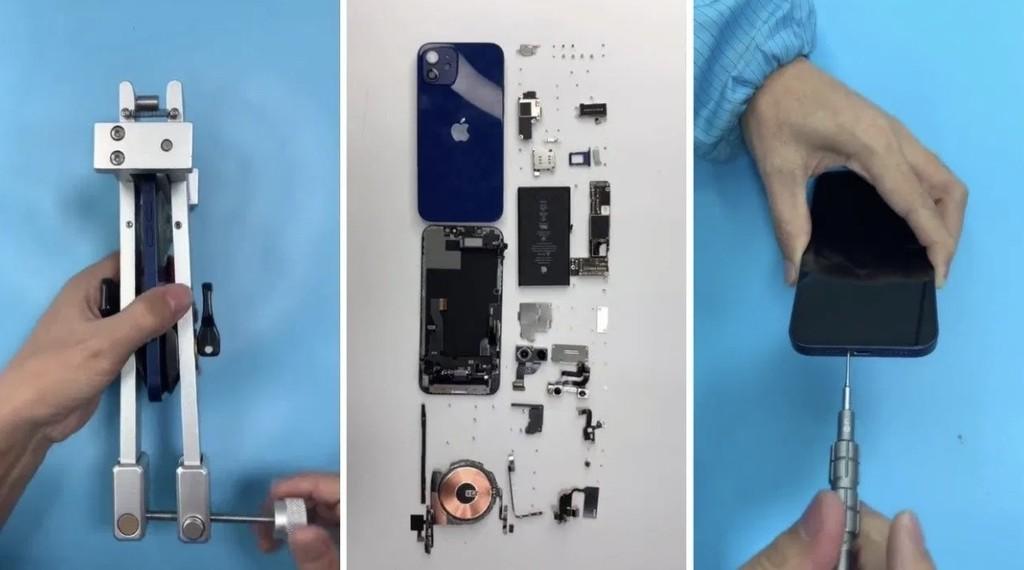 Mổ bụng iPhone 12: màn hình mỏng hơn, modem 5G X55 của Qualcomm, pin nhỏ hơn ảnh 1