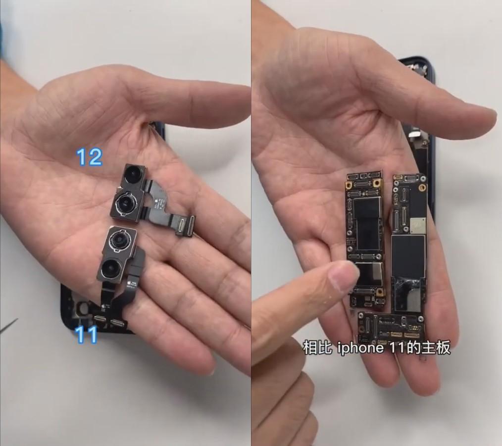 Mổ bụng iPhone 12: màn hình mỏng hơn, modem 5G X55 của Qualcomm, pin nhỏ hơn ảnh 6