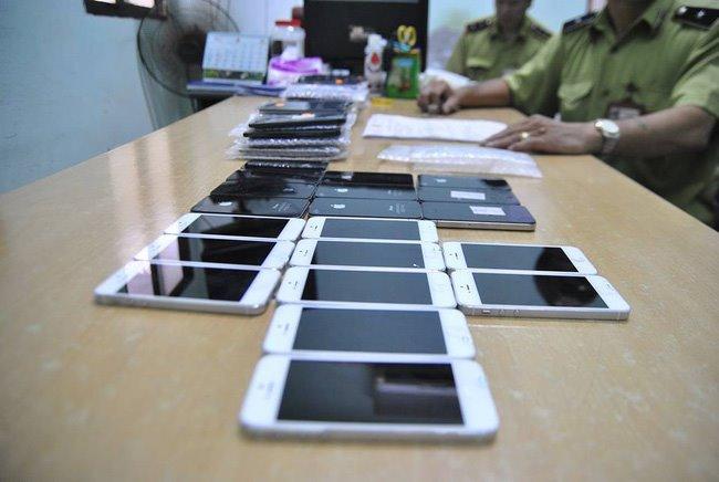 Hải quan Quảng Ninh mở đợt cao điểm chống buôn lậu điện thoại di động dịp Tết