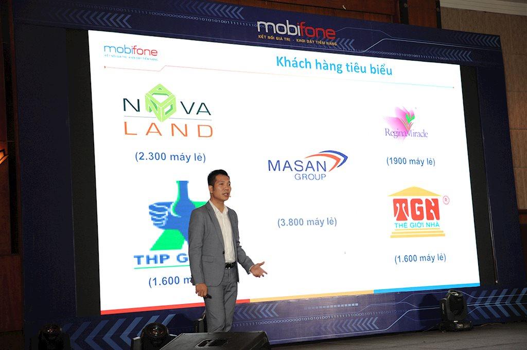 Bão hoà thuê bao di động, MobiFone khai thác các giải pháp hút khách hàng doanh nghiệp