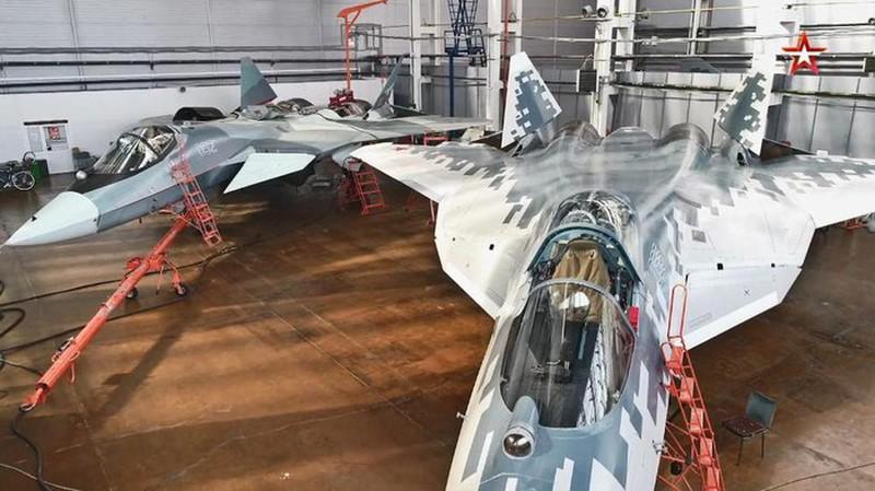 Nga ky hop dong cuc khung gan 2 ty USD ban Su-57 cho Algeria