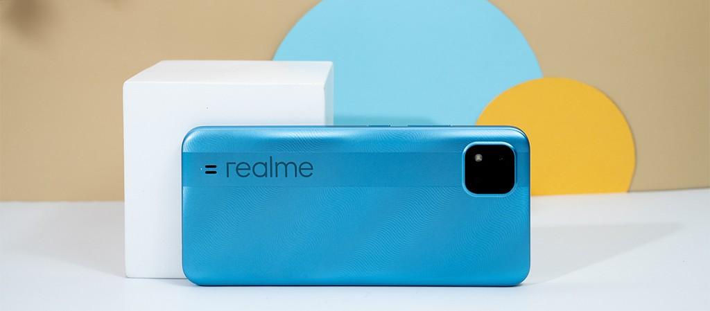Realme C20: Helio G35, pin khủng 5.000 mAh giá chỉ 2,7 triệu ảnh 2