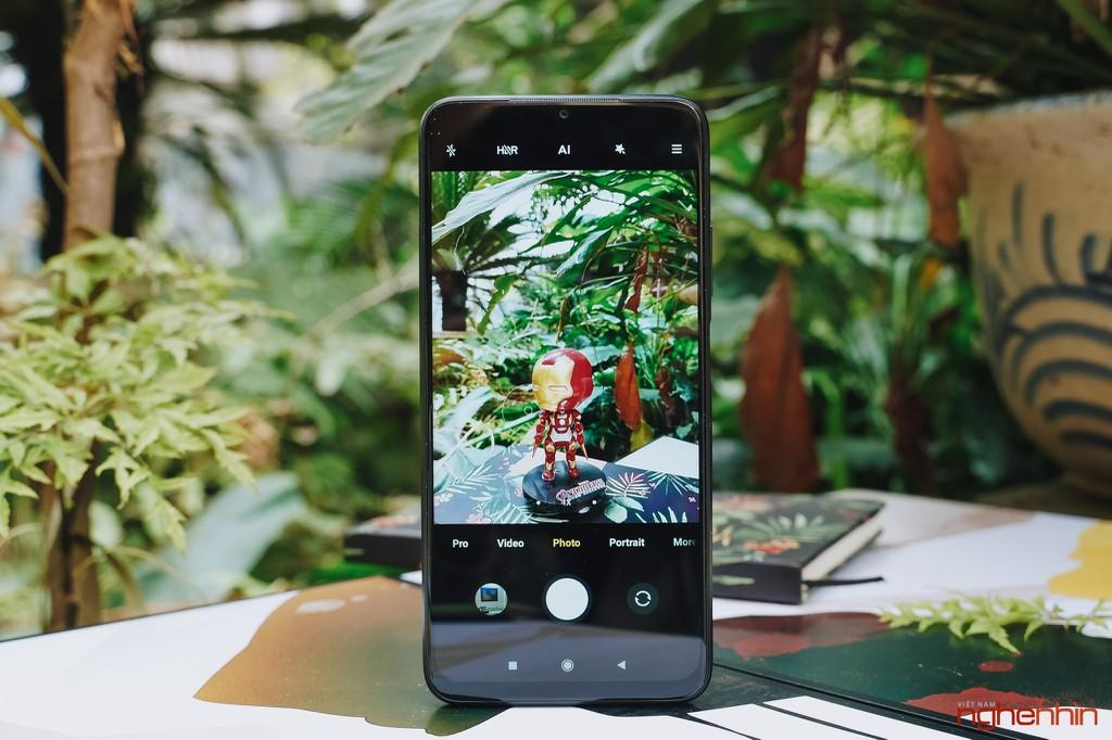 Trên tay Redmi 9T giá 4 triệu đồng thiết kế đẹp pin 6.000mAh, camera 48MP ảnh 12