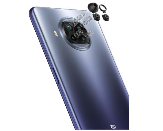 Xiaomi ra mắt Mi 10T Lite tại Việt Nam trang bị kết nối 5G giá 8 triệu ảnh 3